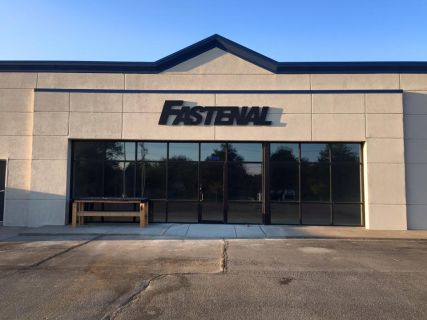 Sign for Fastenal