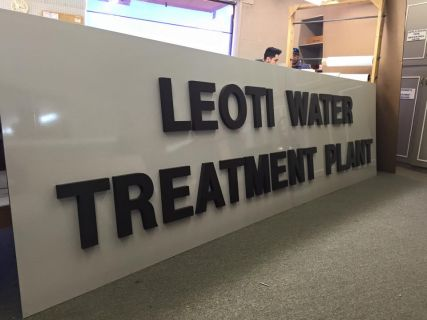 Leoti Water Treatment Plant