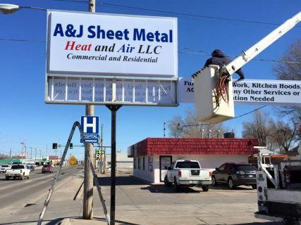A & J Sheet Metal
