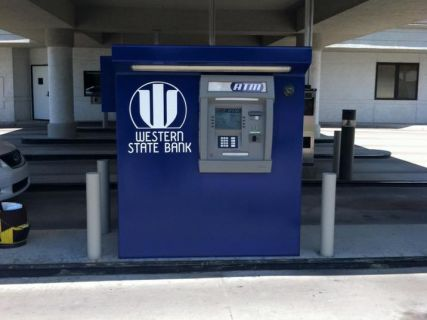 Western State Bank ATM Signage